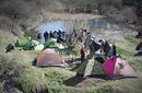 Idomeni, slum d'Europa