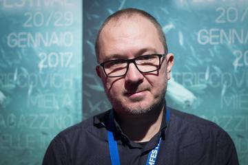 Bostjan Virc (foto Nela Lazarević)