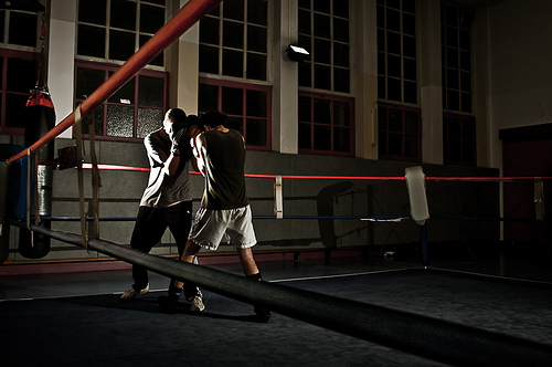 Boxe (Juan Christophe/flickr)