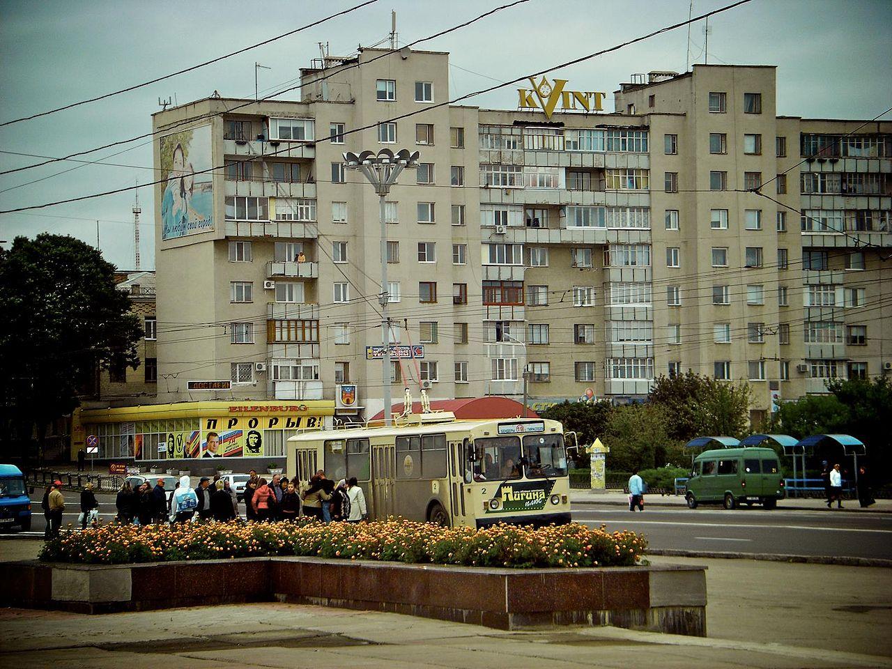 Tiraspol, Transnistria (foto Minamie's Photo)
