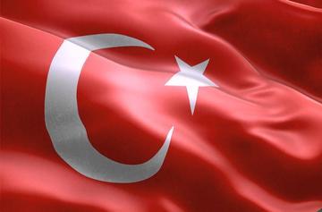 Bandiera Turchia
