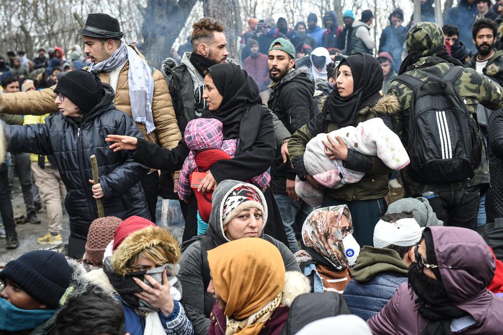 Edirne, February 29th, 2020 (© deepspace/Shutterstock)