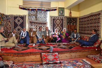 In the Dengbêj House of Van (photo D. Bettoni)