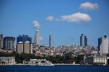 Grattacieli a Istanbul (foto L. Zanoni)