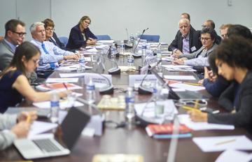 Meeting EFJ with Council of Europe (EFJ)