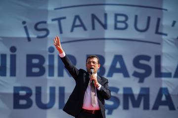 Ekrem İmamoğlu - © Kemal Aslam/Shutterstock