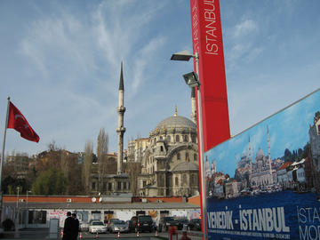 Istanbul in mostra