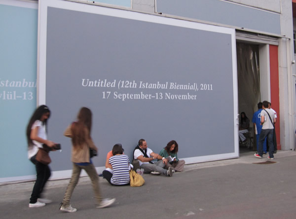 La Biennale di Istanbul
