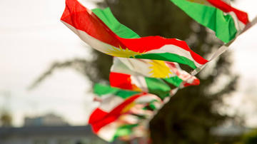 Bandiera del Kurdistan