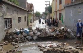 Cizre, capoluogo della provincia sudorientale di Şırnak, a maggioranza curda (foto Bianet)