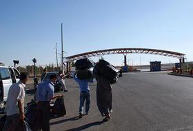 Confine Siria-Turchia (foto di G. Didonna)