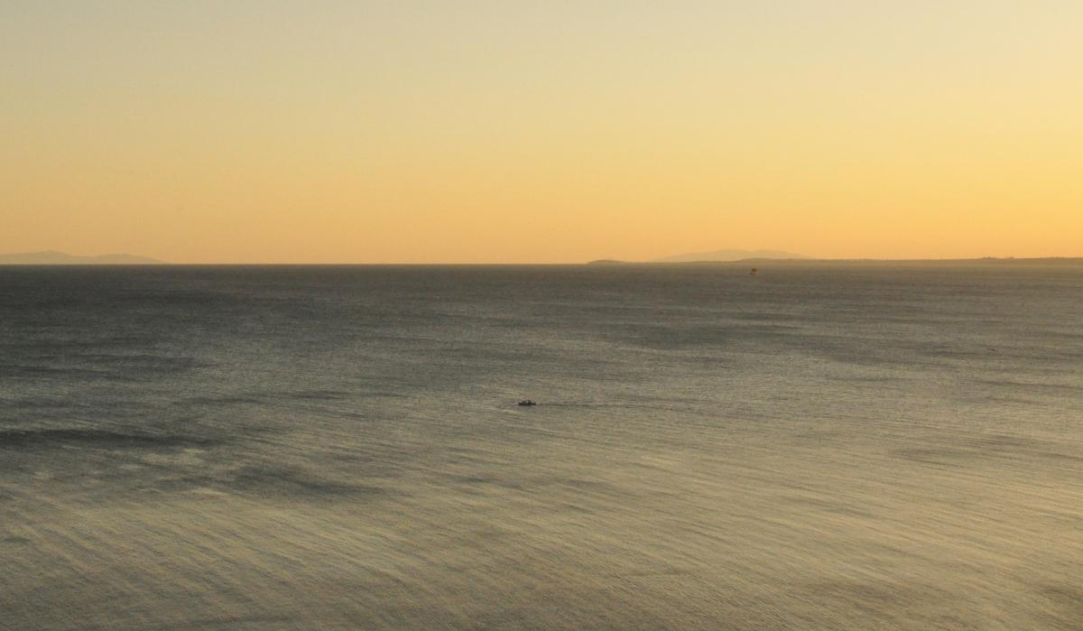 Il Mar di Marmara, visto da Silivri (Foto F. Polacco)