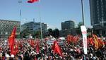 Manifestanti a Istanbul - F. Mat