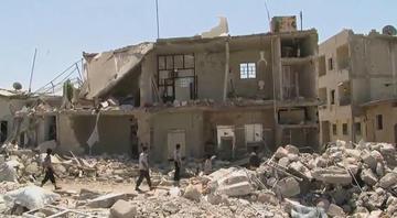 Guerra in Siria - Wikimedia