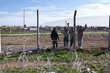Sul confine turco-siriano - A.Tetta