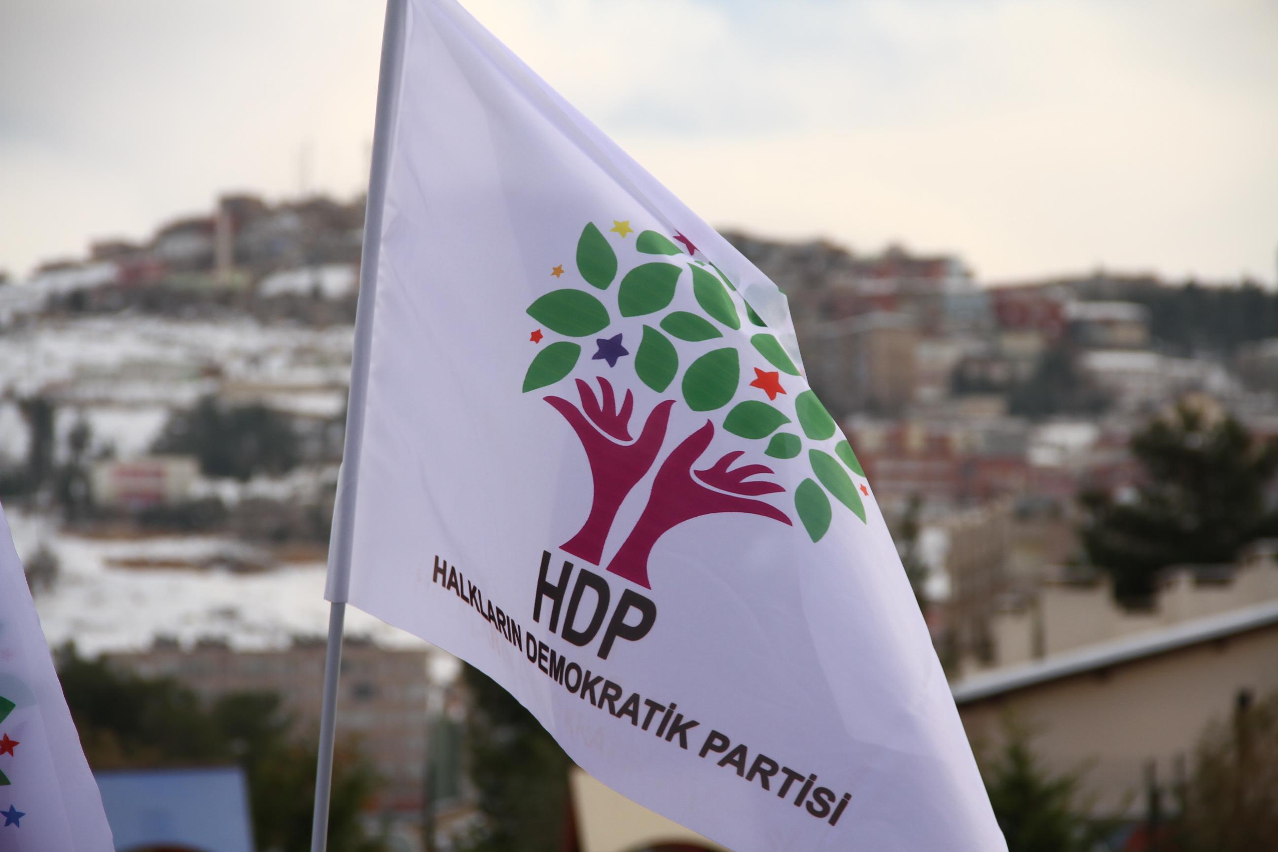 Bandiera HDP