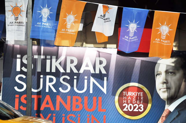Manifesto AKP