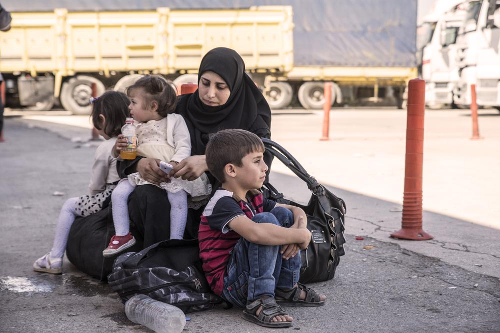 Migranti in Turchia (© Procyk Radek / Shutterstock.com)