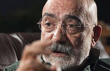 Lo scrittore Ahmet Altan (foto Bianet)