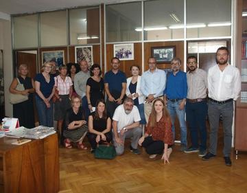 Missione internazionale di monitoraggio della libertà di espressione in Turchia