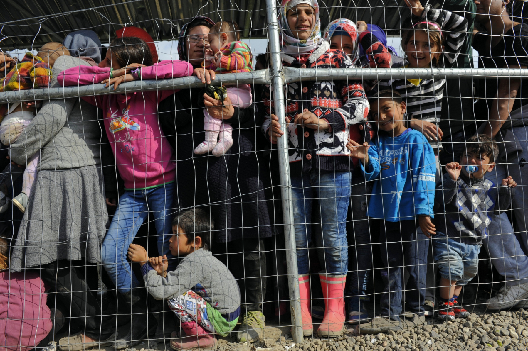 Richiedenti asilo in Grecia - fmartino/OBCT