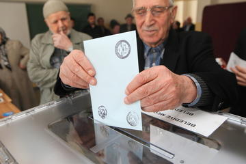 Voto in Turchia - Sadik Gulec/Shutterstock