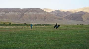 The Turkey-Iran border - Ph. D. Bettoni