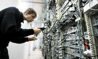 Kiev, worker of an IT company (©joyfull/Shutterstock)