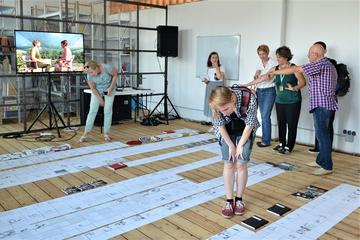 La presentazione del progetto Istituto Nomade di Cultura Ucraina a Kiev