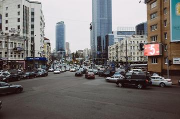 Downtown Kiev (Tony/Flickr)