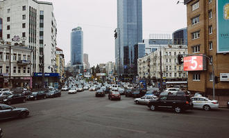 Downtown Kiev (Tony/Flickr)