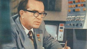 L'informatico sovietico Viktor Gluškov - foto: CC0 Public domain