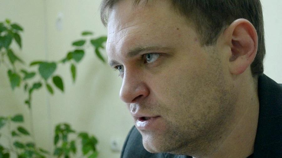 Serghei Dorofeev (videostill di Lorenzo Adamo)