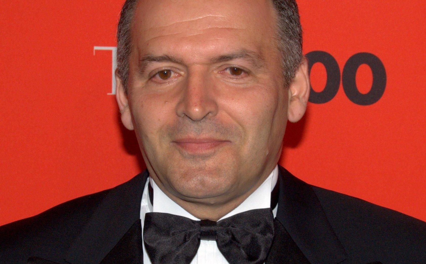 Viktor Pinchuk - foto di David Shankbone CC BY 3.0 foto di David Shankbone/Wikimedia