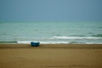 Mare Adriatico, costa marchigiana - foto di Gonzalo Malpartida - Flickr.com.jpg