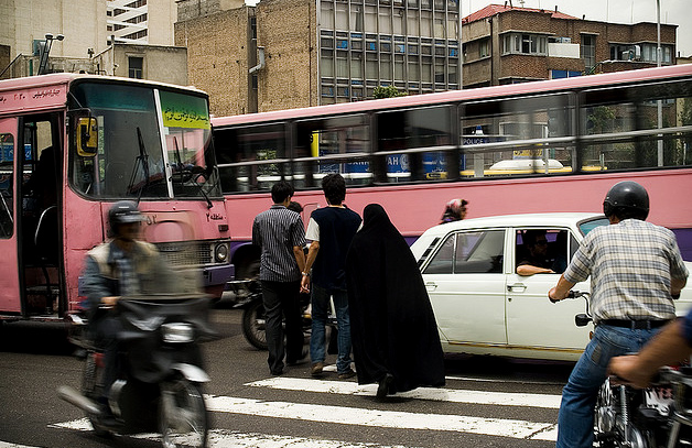 Tehran (looking4poetry/flickr)
