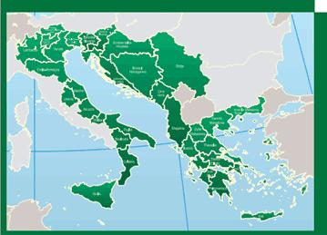 Macroregione Adriatico Ionica