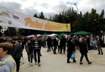 Agrofest a Pukë  - foto RTM Volontari nel Mondo