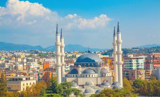 Grande moschea di Tirana (© RussieseO/Shutterstock)