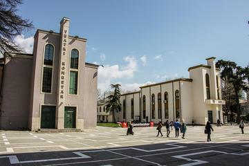 Il Teatro nazionale di Tirana (foto T. Mali)