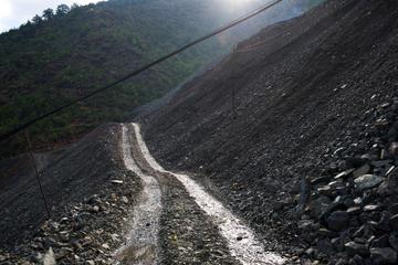 Miniera di cromo in Albania (de_wish/Shutterstock)