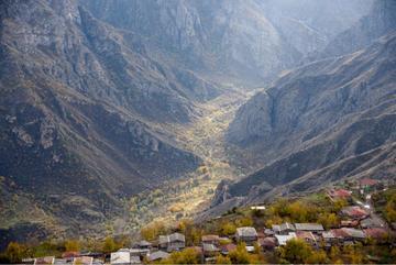 Paesaggio della provincia di Syunik - © StockAleksey/Shutterstock