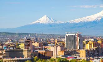 View of Yerevan - © Whatafoto/Shutterstock