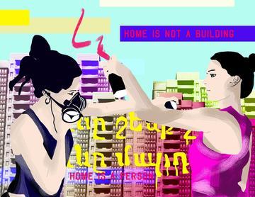 Illustrazione di Mananiko Kobakhidze/Chai Khana