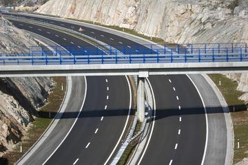 Tratto autostradale in Croazia (© Mrak.hr/Shutterstock)