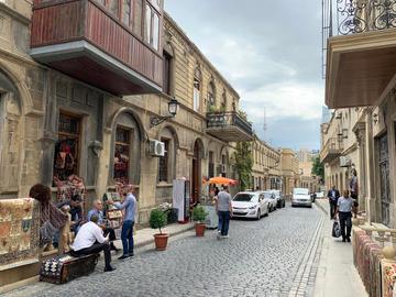 Baku, Azerbaijan (© Ovchinnikova Irina/Shutterstock)