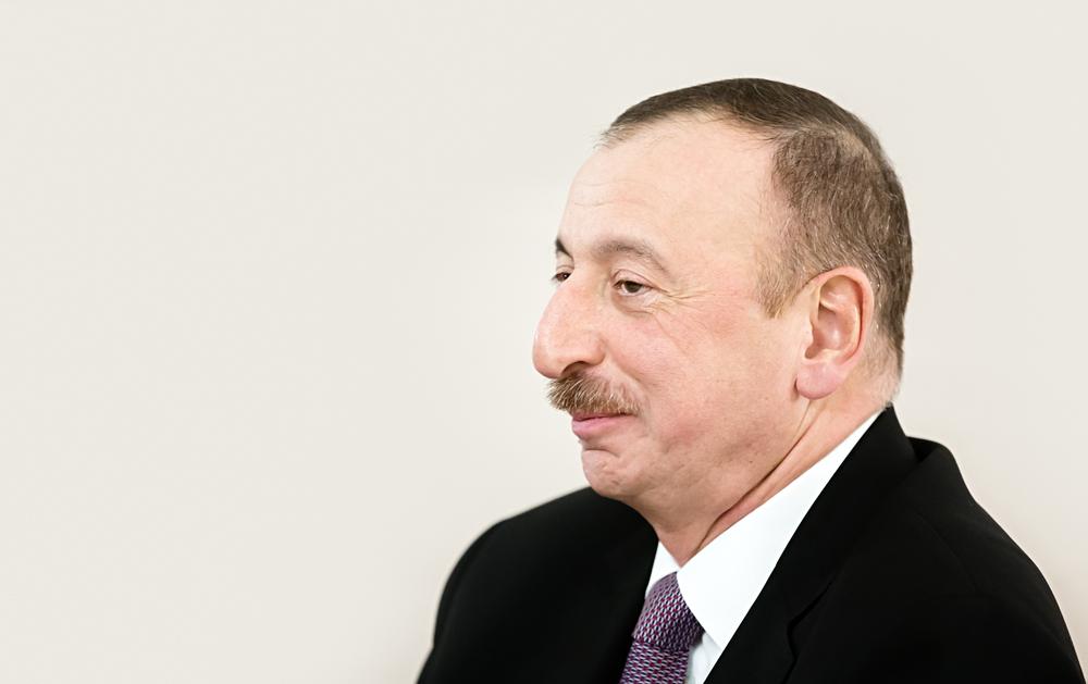 Ilham Aliyev (Drop of Light/Shutterstock)