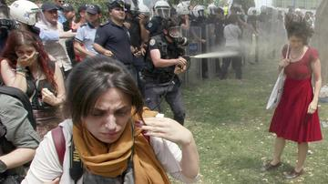 Proteste a Gezi Park