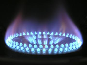 Fiamma di un bruciatore a gas - pixabay