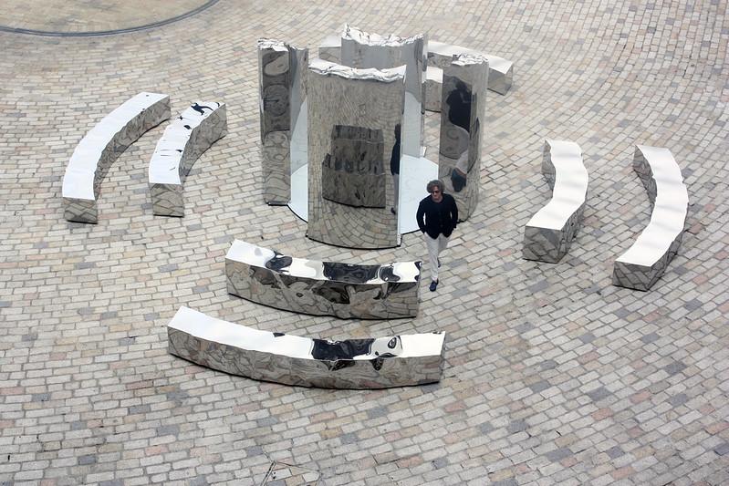 Helidon Xhixha - Bliss - London Design Biennale - 2016 (foto  Josh Rowell - CC BY 2.0)